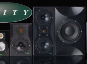 Unity Audio Heads to NAMM 2017 with Line of Monitors