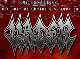 VADER Announce North American Tour