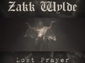 "Zakk Wylde Debuts ""Lost Prayer"" Music Video"