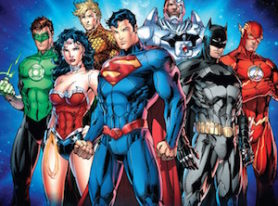 Coming Soon: The Music of DC Comics: Volume 2
