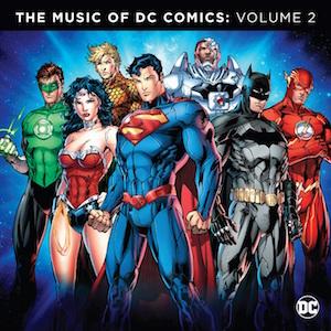 Music of DC Comics: Volume 2