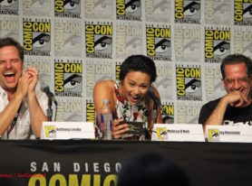 SDCC16 – Dark Matter – The Magic of Laughter