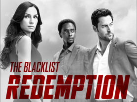 Blacklist Redemption photos, series premiere Feb 23