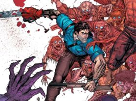 Ash Vs. The Army Of Darkness Comic Book Celebrates 25th Anniversary