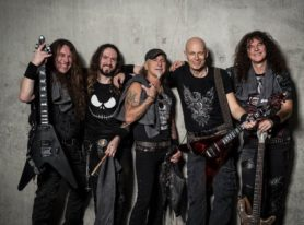 "ACCEPT Announce New album ""The Rise Of Chaos"""