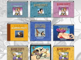 Announcing the Humble Comics Bundle: Bloom County presented by IDW