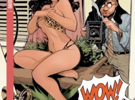 Bettie Page Returns To Comics