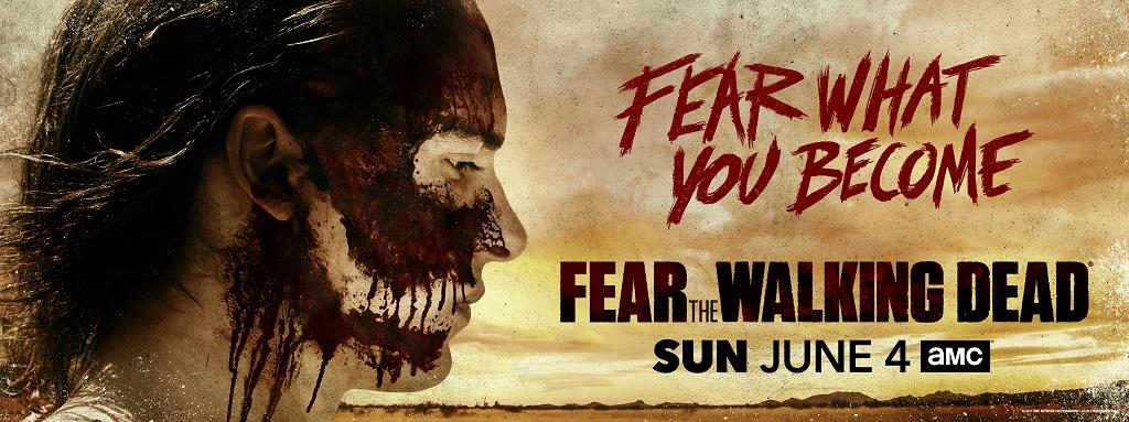 Amc Releases Fear The Walking Dead Season 3 Key Art Metal