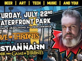 Heroes Brew Fest 2017 in San Diego To Feature Game of Thrones' Hodor as DJ