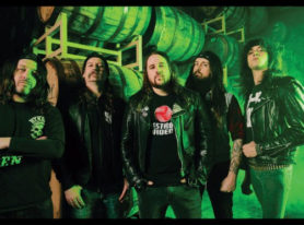 MUNICIPAL WASTE Announce New Album And Release First Single