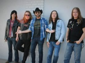 "Rhino Bucket To Release ""The Last Real Rock 'n' Roll"" on 4/21"