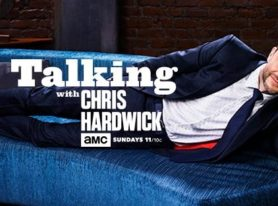 "AMC Announces Initial Guest Lineup For ""Talking With Chris Hardwick"""