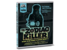 THE ZODIAC KILLER Blu-ray coming July 25