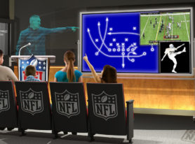NFL Experience Times Square Unveils Sneak Peek of New One-Of-A-Kind Immersive Football Experience