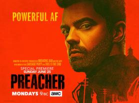 """Preacher"" Releases Four Key Art Images – Season 2 Premieres Sunday, June 25 On AMC"