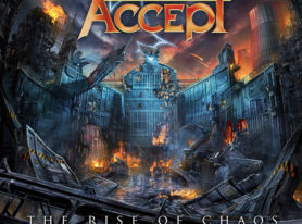 "ACCEPT Unveil The Cover Artwork Of ""The Rise Of Chaos"""