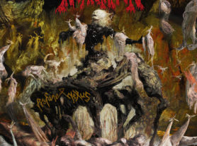 "INCANTATION new album and involved in horror movie ""DEATH METAL"""
