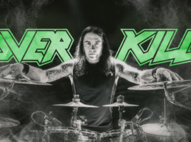 OVERKILL Announces New Drummer