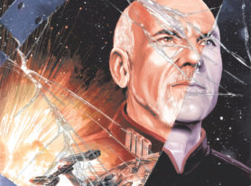 Star Trek: The Next Generation: Mirror Broken #1 Sells Out
