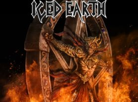 Iced Earth's Latest Release Incorruptible Is A Blistering, Soul Shaking Listening Experience That Holds Nothing Back