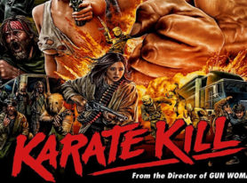 acclaimed filmmaker Kurando Mitsutake to release KARATE KILL July 18