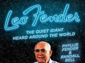 An Electric Legacy – Leo Fender: The Quiet Giant Heard Around the World