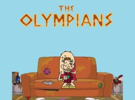 Six Feet Under's Chris Barnes lends voice for upcoming animated series 'The Olympians'