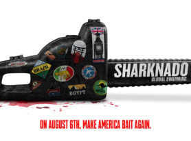 SHARKNADO 5: Official title + Cameos Announced