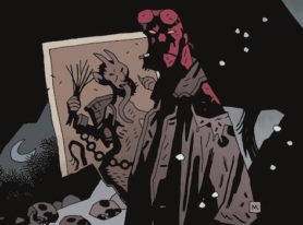 Rasputin, Krampus, and Koshchei The Deathless: Evil Descends on the Mignolaverse This Winter