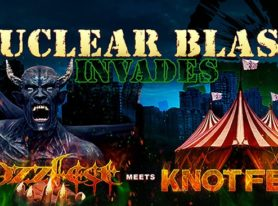 Nuclear Blast To Celebrate 30 Years At Ozzfest Meets Knotfest 2017