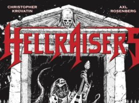 HELLRAISERS: A COMPLETE VISUAL HISTORY OF HEAVY METAL MAYHEM from MetalSucks