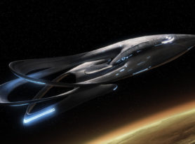 The Orville Takes Sci Fi Dramatic Comedy To The Next Level
