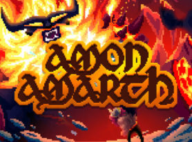 Amon Amarth and Ride & Crash Games Launch New Viking Mobile Video Game