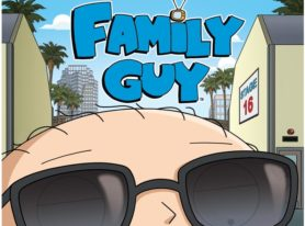 Family Guy Season 15 Available on DVD November 7
