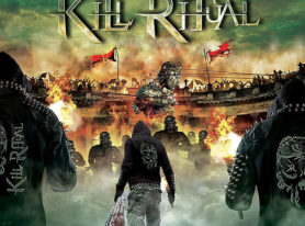 KILL RITUAL Sign With Dissonance Productions