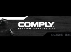Comply Foam Earphone Tips Exhibits at CES