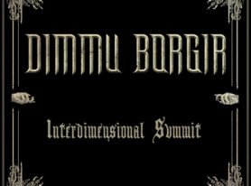 "DIMMU BORGIR Announce 7"" For New Song 'Interdimensional Summit'"