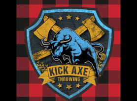 Axe Throwing Venue Kick Axe Debuts In Brooklyn