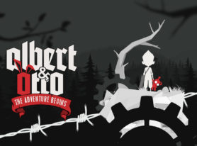 2D puzzle video game Albert & Otto coming to Xbox One and PS4