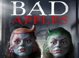 BAD APPLES movie trailer and poster for frightening February release