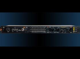 BAE Audio R53 Three-Space Horizontal 500 Series Rack Now Shipping
