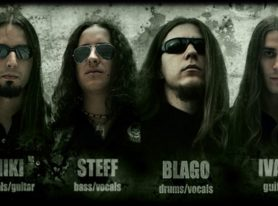 Meet The Band: EUFOBIA, melodic thrash death metal from Bulgaria