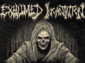 Gore Metal Merchants EXHUMED tour with Incantation