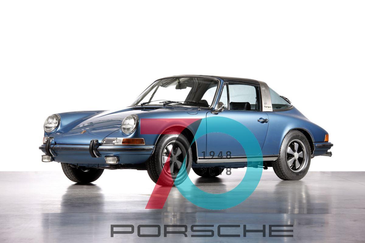 Canadian International Autoshow To Celebrate 70 Years Of Porsche