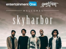 Indian/American progressive metal band SKYHARBOR Sign With eOne Good Fight Music