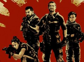 Strike Back begins fifth season Feb 2 on CINEMAX