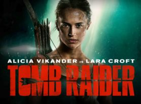 Tomb Raider reboot in theaters March 16, 2018