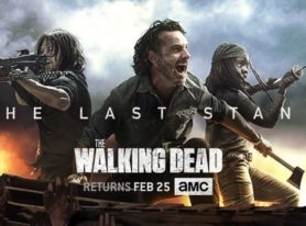 "Official Key Art released for ""The Walking Dead"" Season 8"