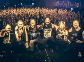 AMORPHIS announce N American tour with DARK TRANQUILLITY, MOONSPELL and OMNIUM GATHERUM