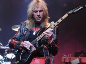 Glenn Tipton of JUDAS PRIEST replaced by Andy Sneap for tour